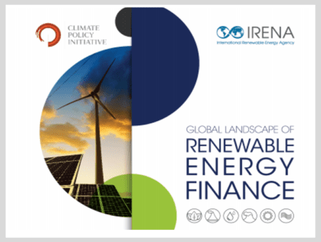 Global Landscape of Renewable Energy Finance 2018