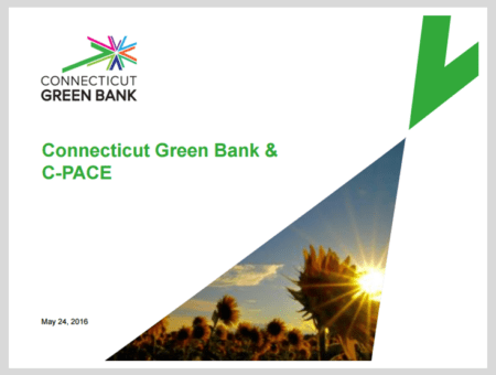 CT Green Bank C-PACE