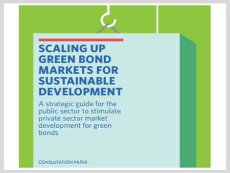 Scaling Up Green Bond Markets for Sustainable Development