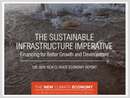 The Sustainable Infrastructure Imperative