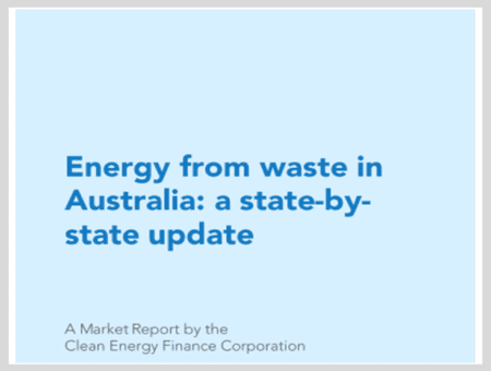 Energy from waste Australia: a state-by-state update