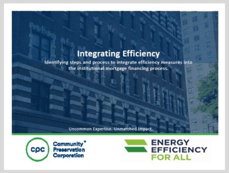 Integrating Efficiency: A step by step framework for integrating efficiency into the lending process