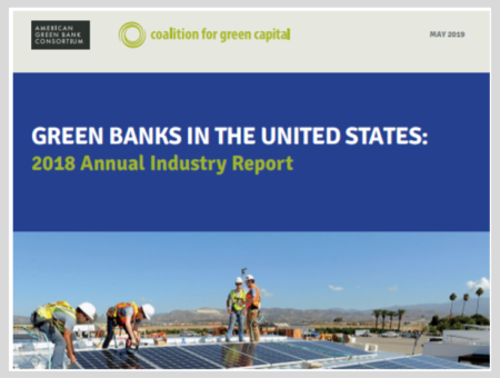 Green Banks in the United States: 2018 Annual Industry Report